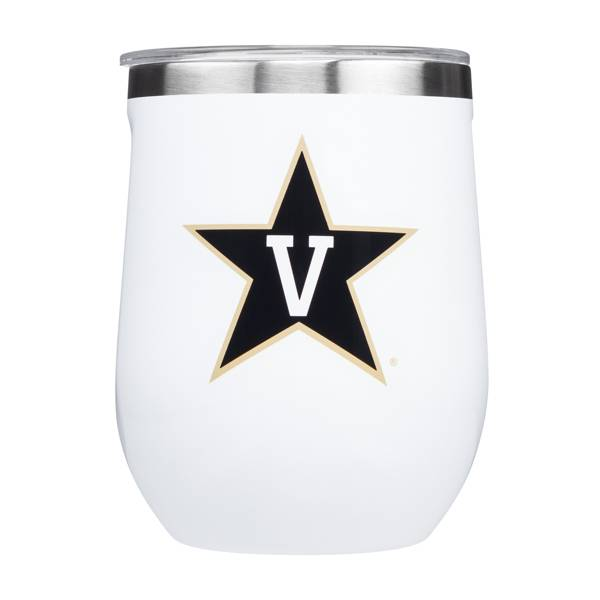 Corkcicle Vanderbilt Commodores 12oz. Stemless Glass product image