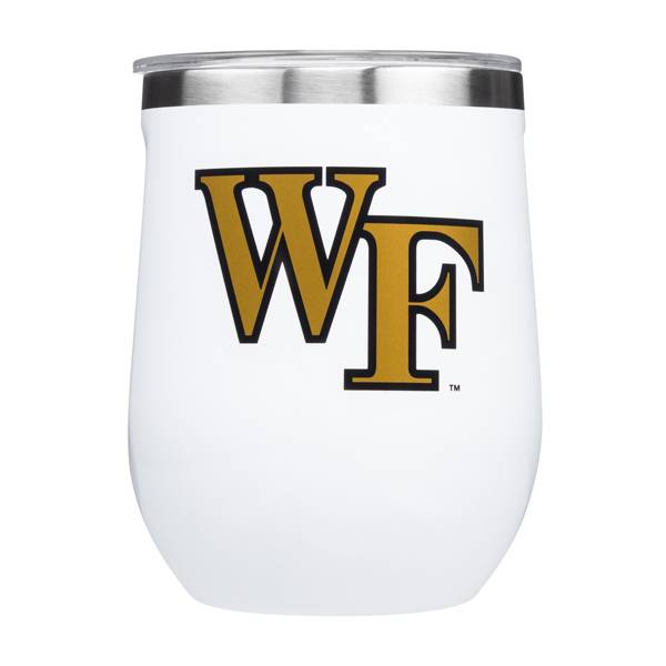 Corkcicle Wake Forest Demon Deacons 12oz. Stemless Glass product image