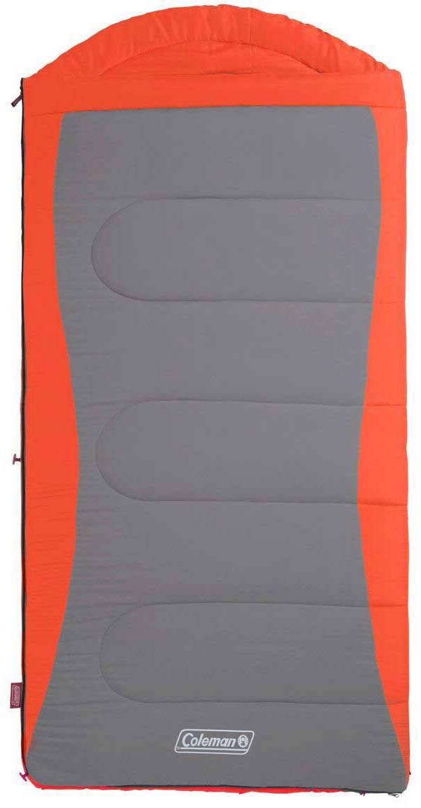Coleman Dexter 50°F Big and Tall Sleeping Bag product image