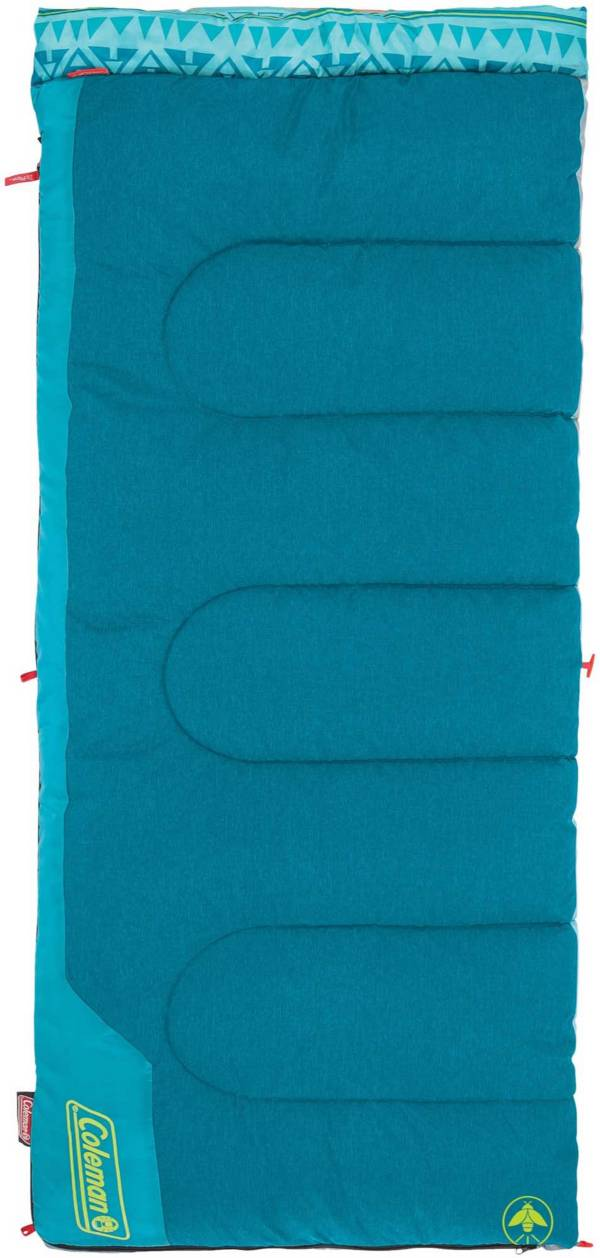 Coleman Kids 50°F Cool-Weather Sleeping Bag product image