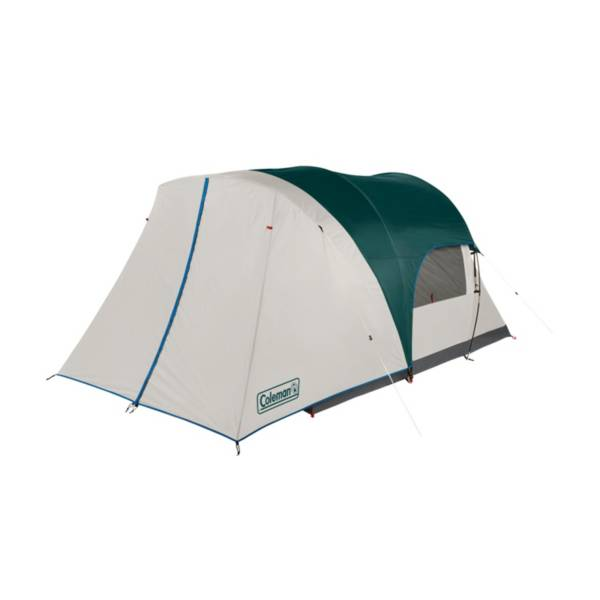 Coleman 4-Person Cabin Tent with Enclosed Weatherproof Screened Porch product image