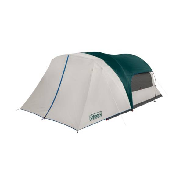Coleman 6-Person Cabin Tent with Enclosed Weatherproof Screened Porch product image
