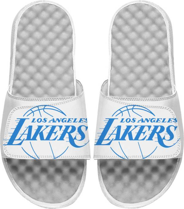 ISlide 2020-21 City Edition Los Angeles Lakers Sandals product image