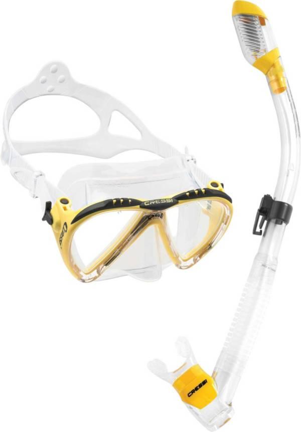 Cressi Lince Supernova Dry Snorkeling Mask Combo product image