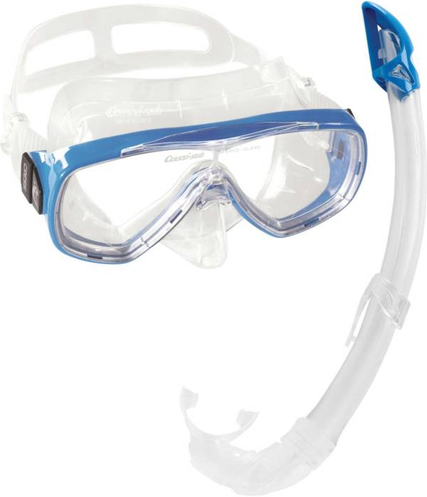 Cressi Onda and Mexico Snorkel Mask Combo product image