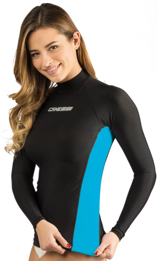 Cressi Women's Long Sleeve Rash Guard product image