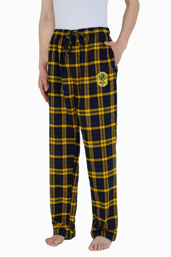 Concepts Sport Men's Nashville SC Flannel Pajama Pants product image