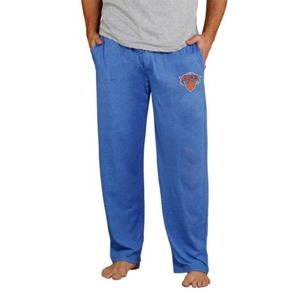 Concepts Sport Men's New York Knicks Quest Knit Pants product image