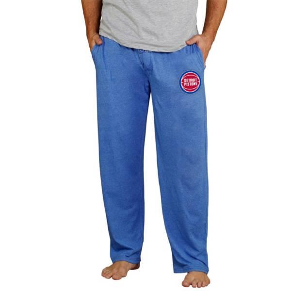 Concepts Sport Men's Detroit Pistons Quest Knit Pants product image