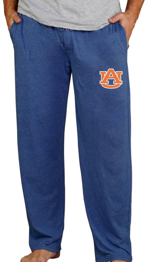 Concepts Sport Men's Auburn Tigers Blue Quest Pants product image
