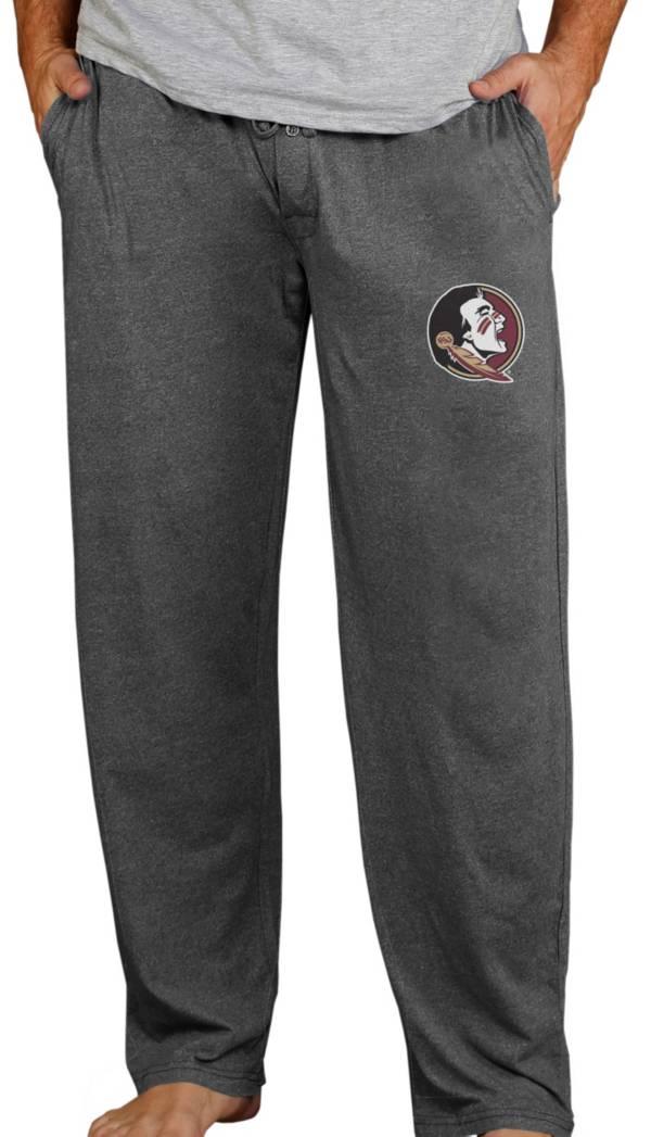 Concepts Sport Men's Florida State Seminoles Charcoal Quest Pants product image