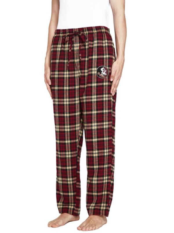 Concepts Sport Men's Florida State Seminoles Parkway Flannel Pajama Pants product image
