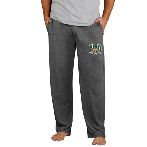 Concepts Sport Men's Ohio Bobcats Charcoal Quest Pants product image