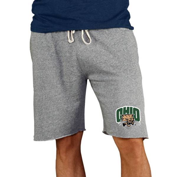 Concepts Sport Men's Ohio Bobcats Charcoal Mainstream Shorts product image