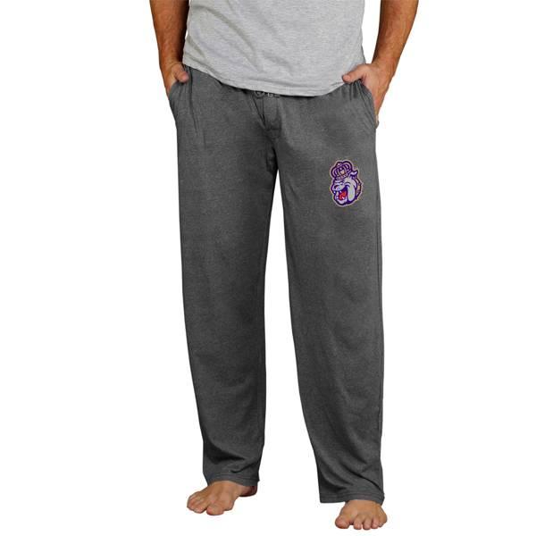 Concepts Sport Men's James Madison Dukes Charcoal Quest Pants product image