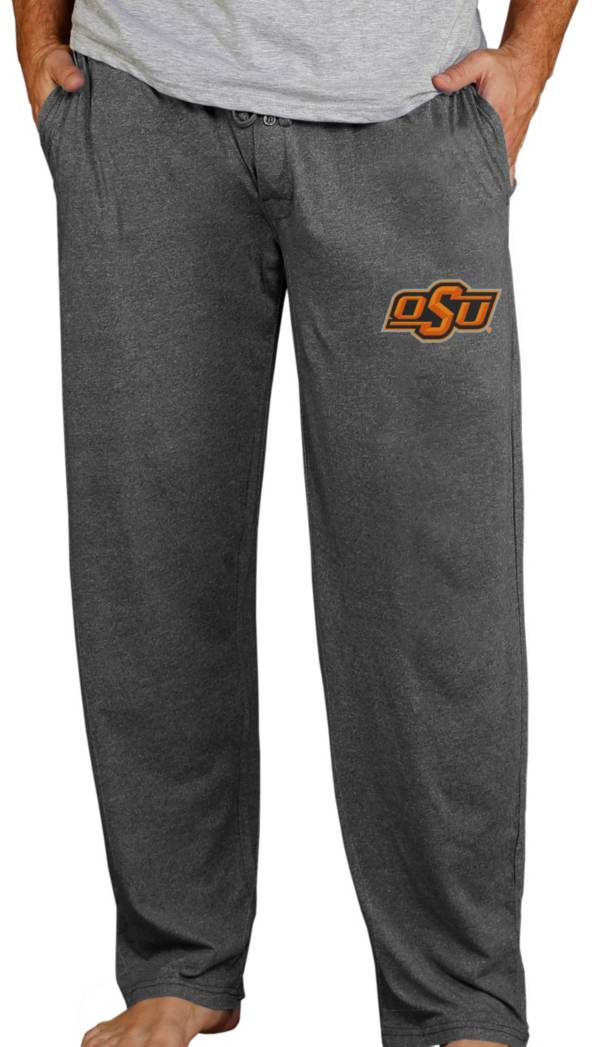 Concepts Sport Men's Oklahoma State Cowboys Charcoal Quest Pants product image