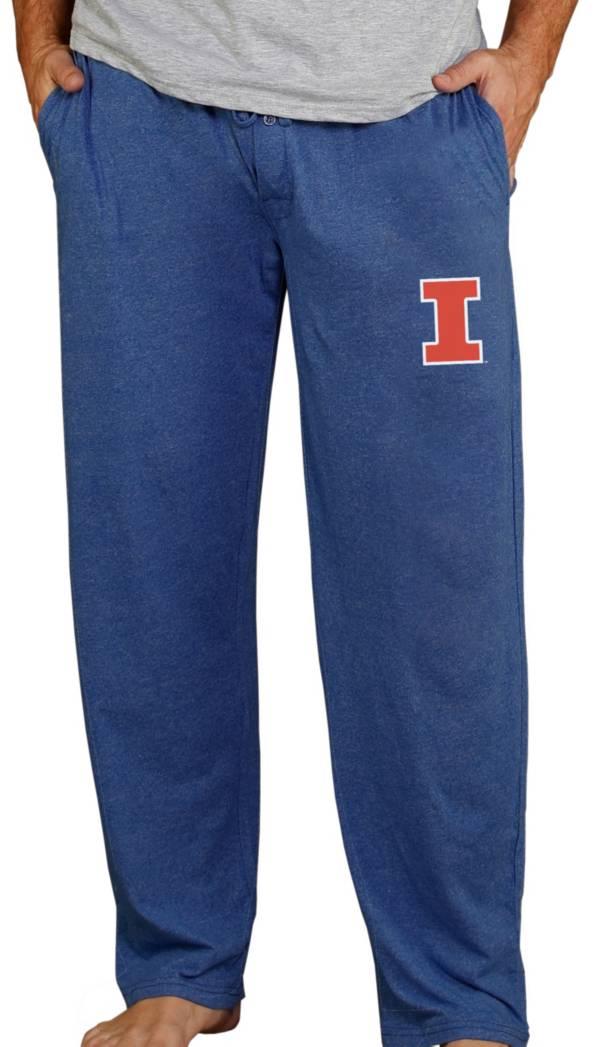 Concepts Sport Men's Illinois Fighting Illini Blue Quest Pants product image