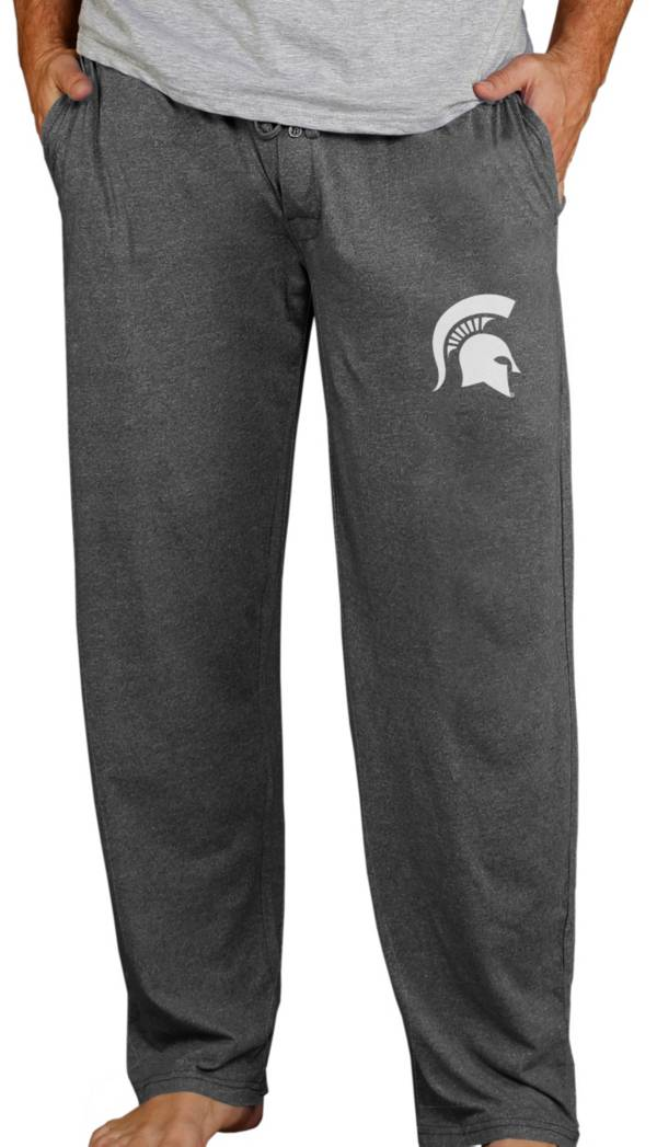 Concepts Sport Men's Michigan State Spartans Charcoal Quest Pants product image