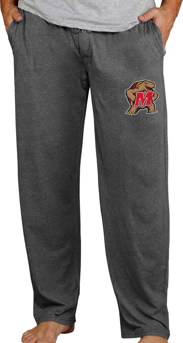 Concepts Sport Men's Maryland Terrapins Charcoal Quest Pants product image
