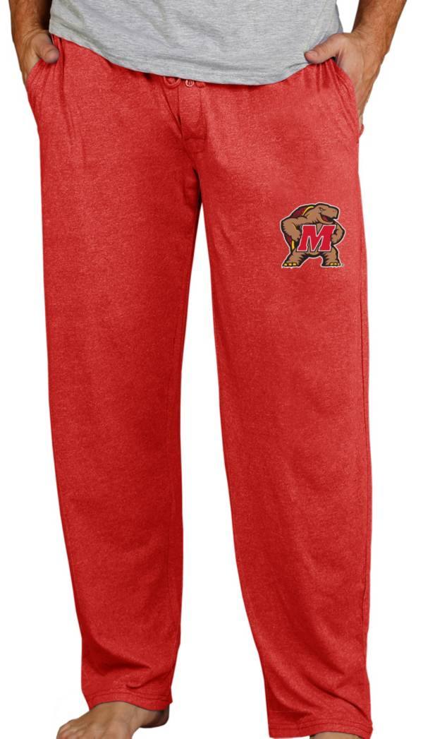 Concepts Sport Men's Maryland Terrapins Red Quest Pants product image