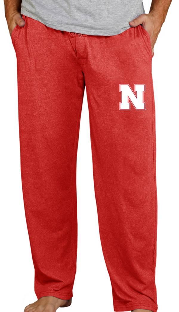 Concepts Sport Men's Nebraska Cornhuskers Scarlet Quest Pants product image