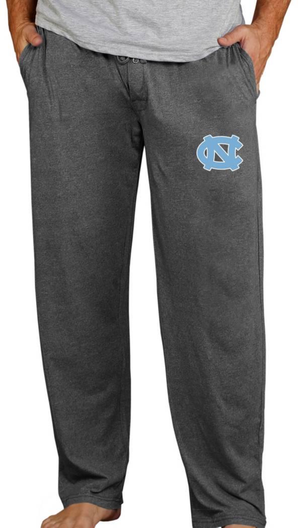 Concepts Sport Men's North Carolina Tar Heels Charcoal Quest Pants product image
