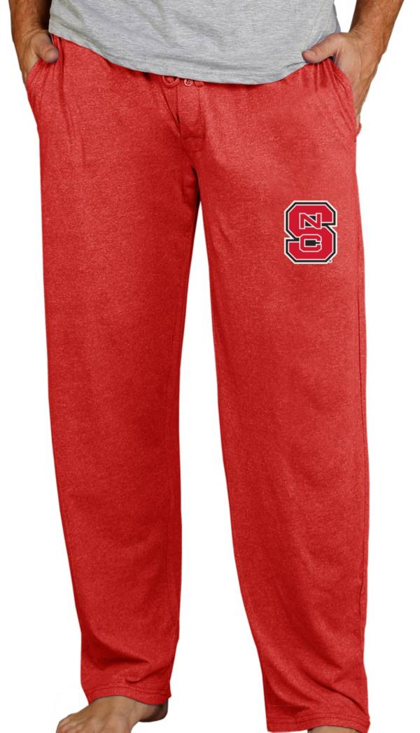 Concepts Sport Men's NC State Wolfpack Red Quest Pants product image