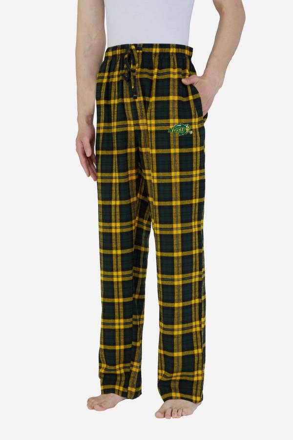 Concepts Sport Men's North Dakota State Bison Parkway Flannel Pajama Pants product image
