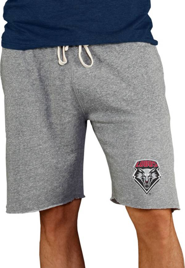 Concepts Sport Men's New Mexico Lobos Charcoal Mainstream Shorts product image