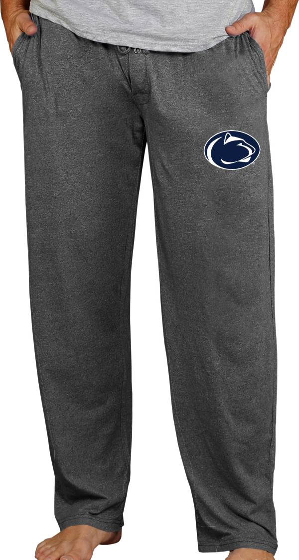 Concepts Sport Men's Penn State Nittany Lions Charcoal Quest Pants product image