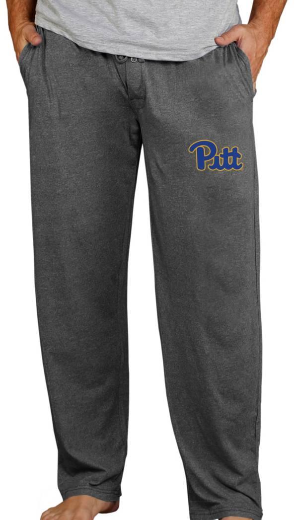 Concepts Sport Men's Pitt Panthers Charcoal Quest Pants product image