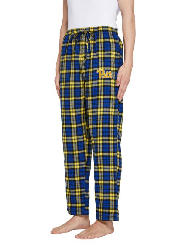 Concepts Sport Men's Pitt Panthers Parkway Flannel Pajama Pants product image
