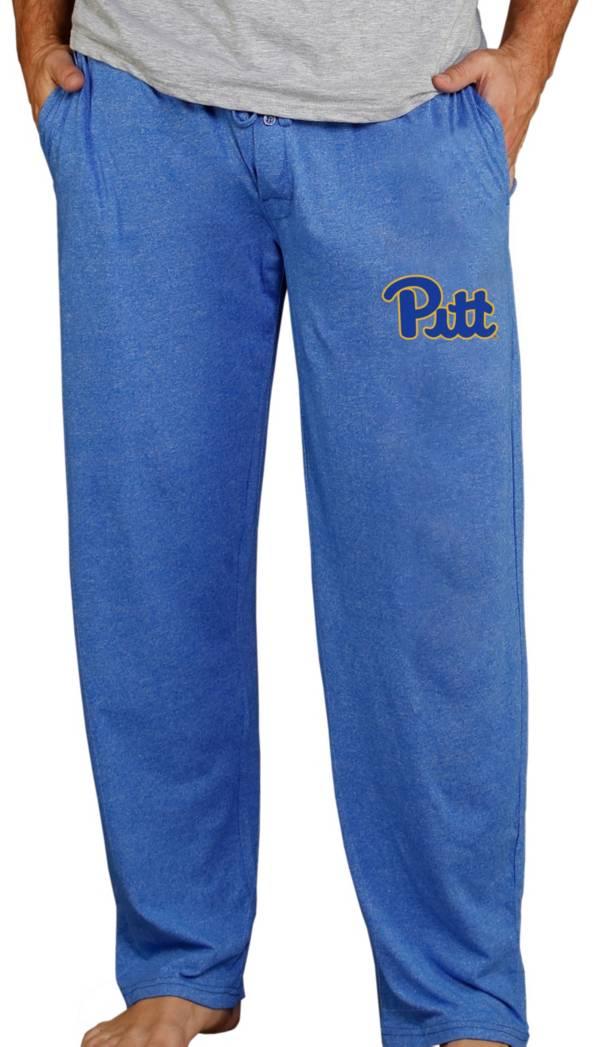 Concepts Sport Men's Pitt Panthers Blue Quest Pants product image