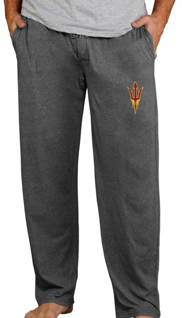 Concepts Sport Men's Arizona State Sun Devils Charcoal Quest Pants product image