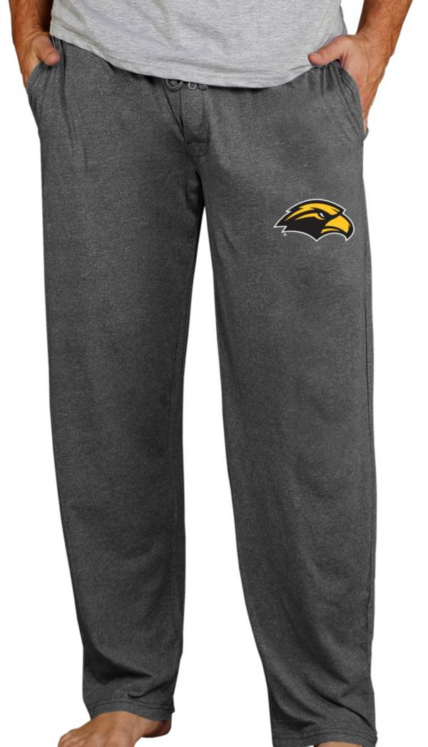 Concepts Sport Men's Southern Miss Golden Eagles Charcoal Quest Pants product image