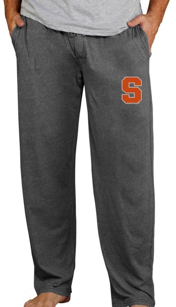 Concepts Sport Men's Syracuse Orange Charcoal Quest Pants product image