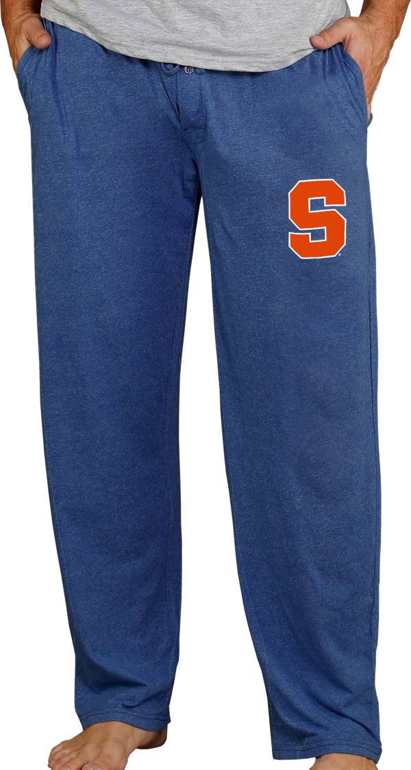Concepts Sport Men's Syracuse Orange Blue Quest Pants product image