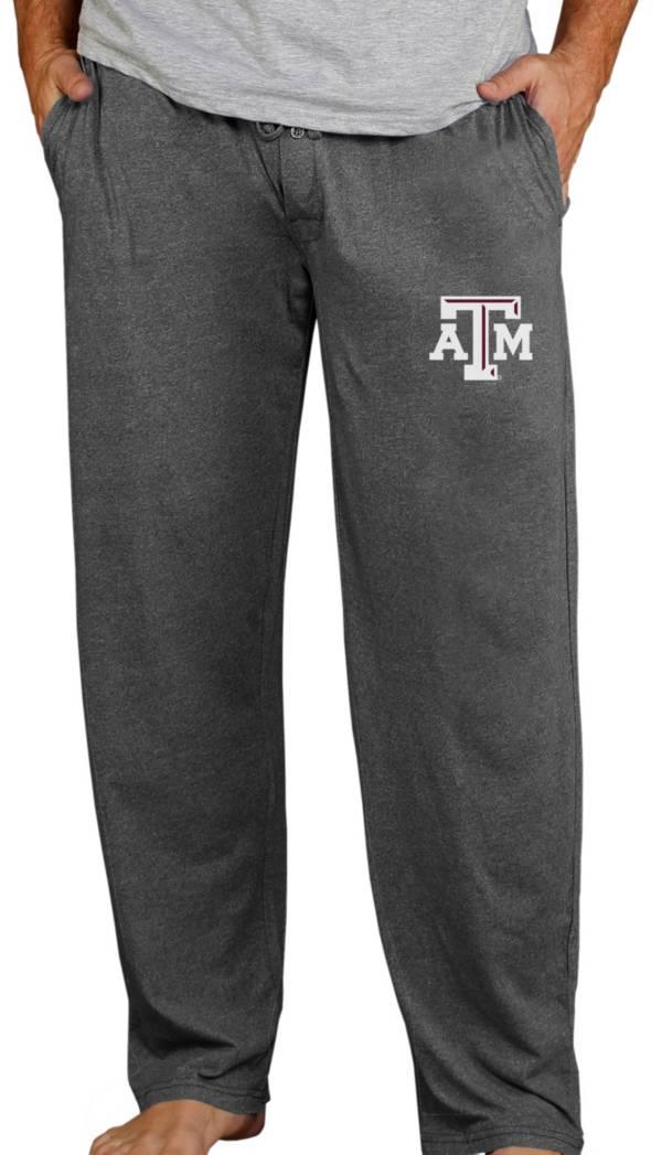 Concepts Sport Men's Texas A&M Aggies Charcoal Quest Pants product image