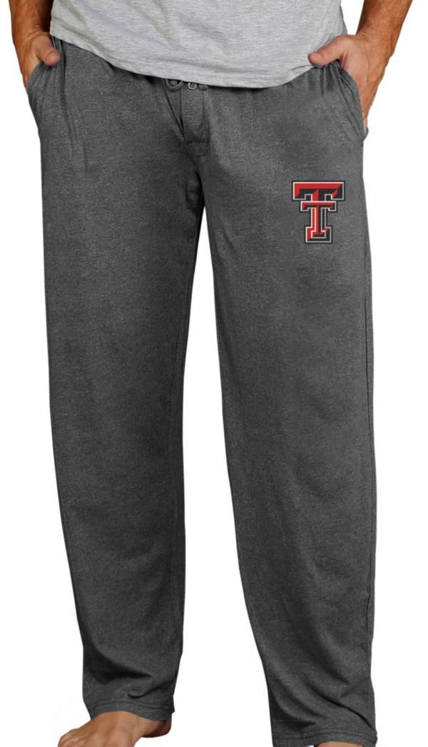 Concepts Sport Men's Texas Tech Red Raiders Charcoal Quest Pants product image
