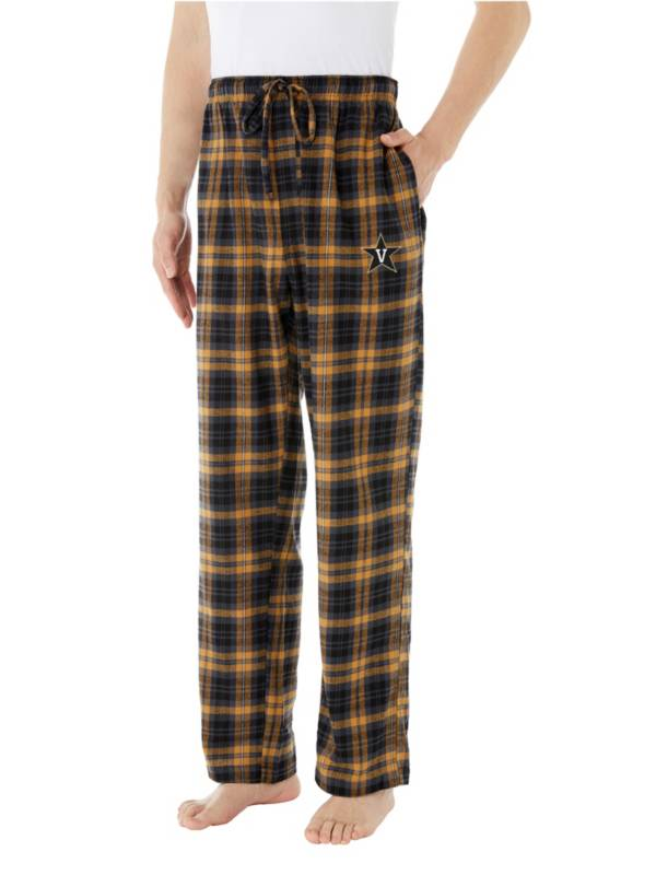 Concepts Sport Men's Vanderbilt Commodores Parkway Flannel Pajama Pants product image