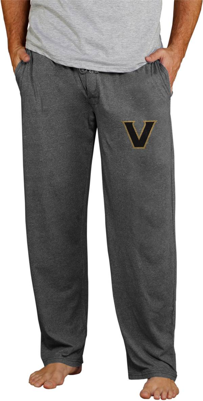 Concepts Sport Men's Vanderbilt Commodores Charcoal Quest Pants product image