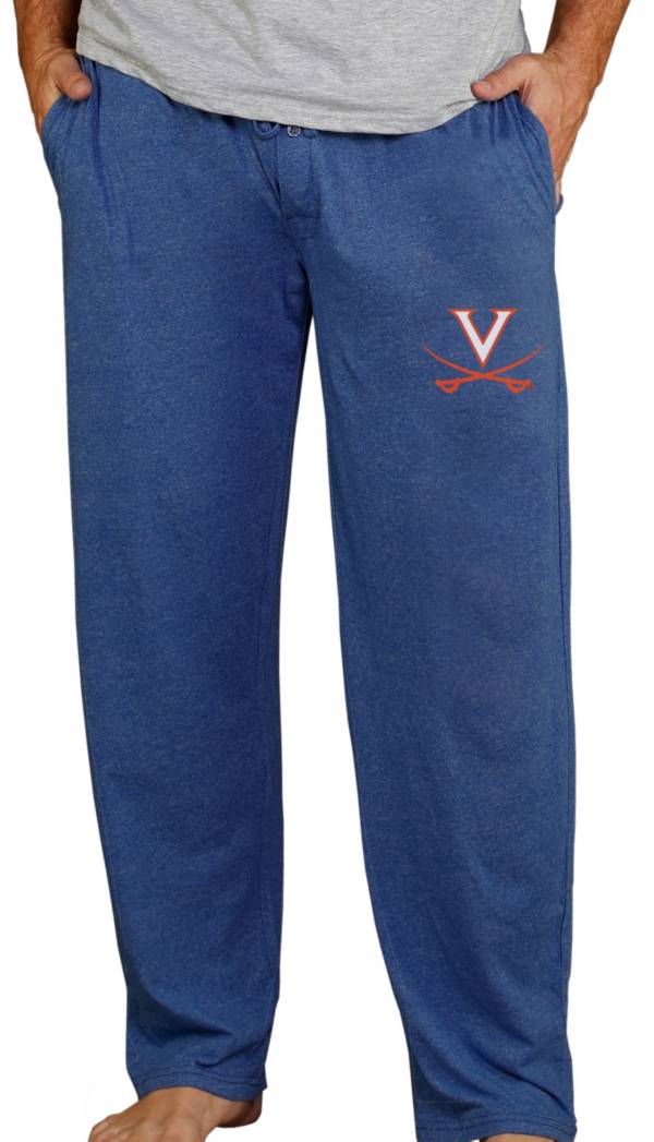 Concepts Sport Men's Virginia Cavaliers Blue Quest Pants product image
