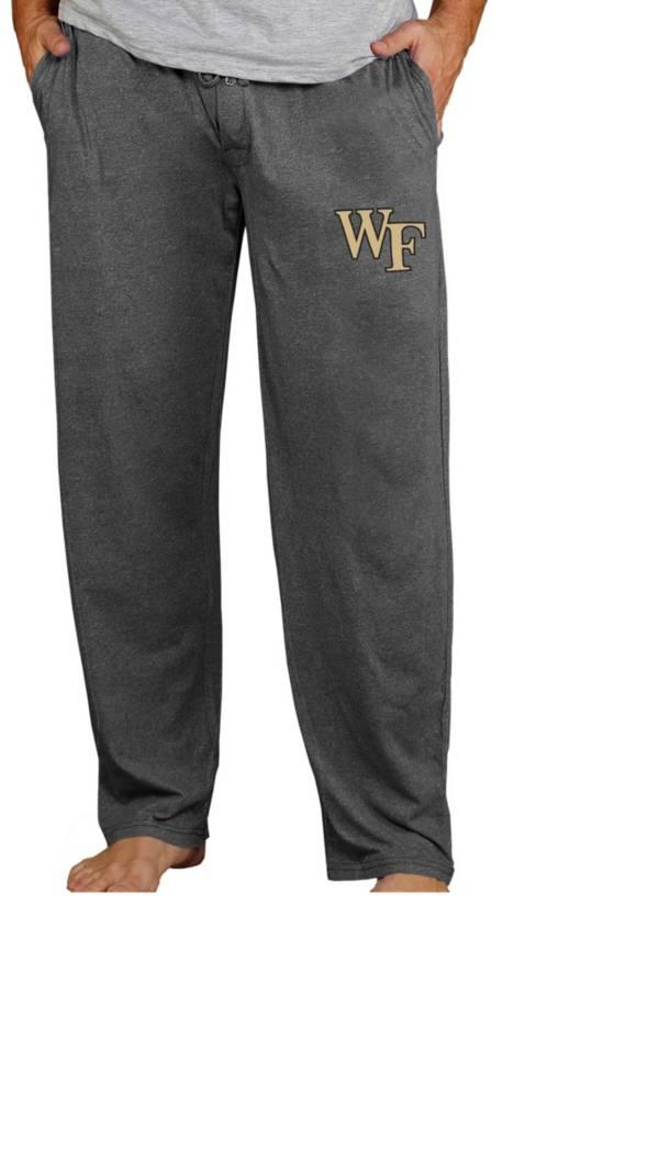 Concepts Sport Men's Wake Forest Demon Deacons Charcoal Quest Pants product image