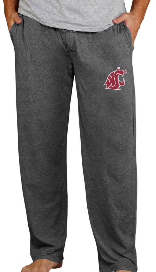 Concepts Sport Men's Washington State Cougars Charcoal Quest Pants product image