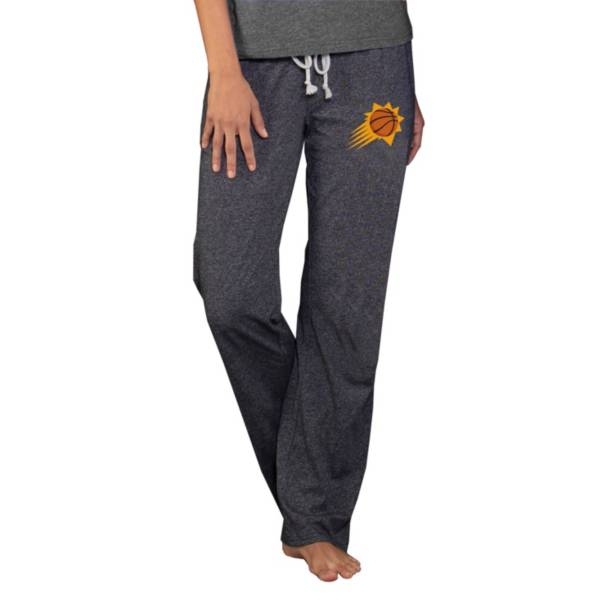 Concepts Sport Women's Phoenix Suns Quest Grey Jersey Pants product image