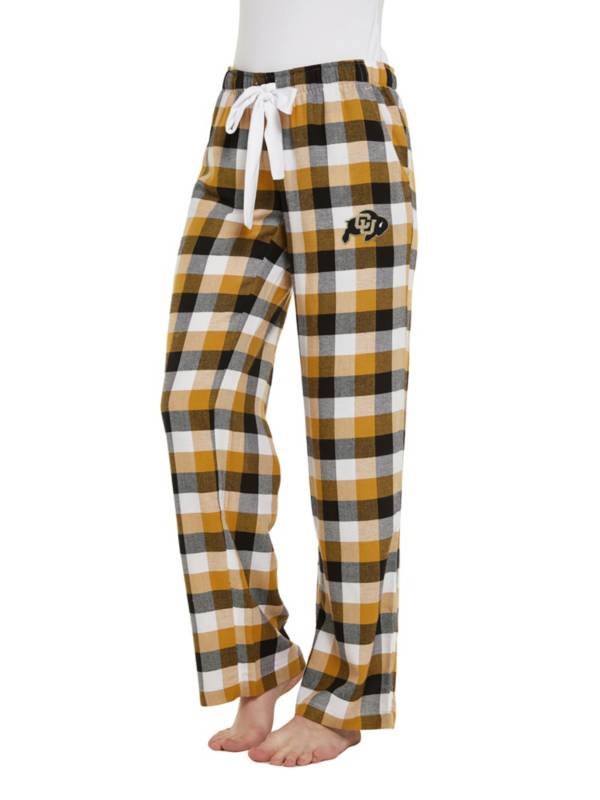 Concepts Sport Women's Colorado Buffaloes Flannel Pajama Pants product image