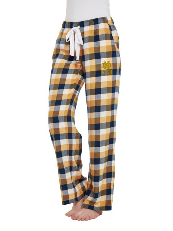 Concepts Sport Women's Notre Dame Fighting Irish Flannel Pajama Pants product image