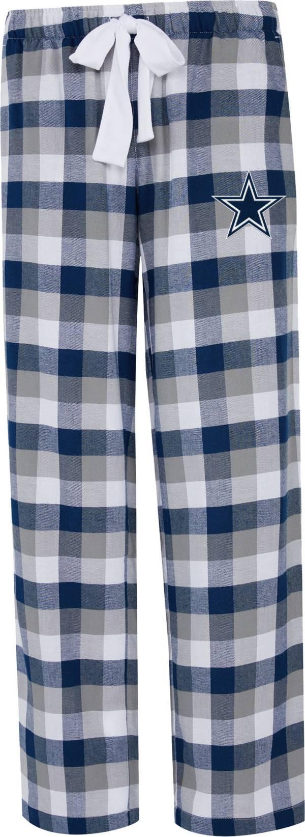Concepts Sport Women's Dallas Cowboys Breakout Flannel Pants product image