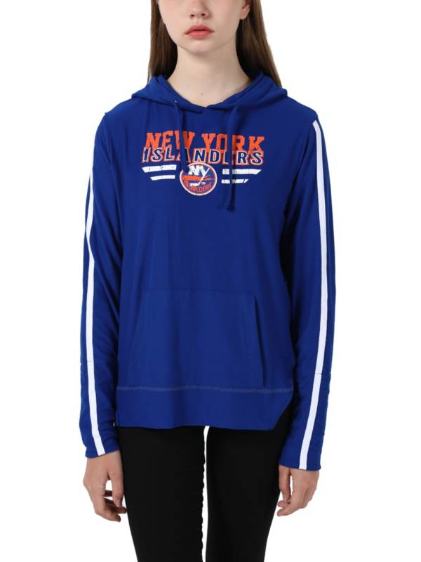Concepts Sports Women's New York Islanders Royal Zest Pullover Hoodie product image