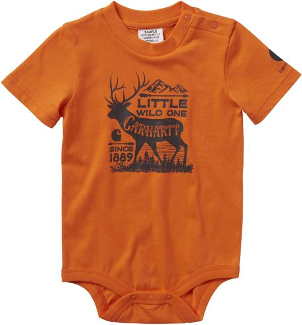 Carhartt Infant Boys' Short Sleeve Onesie product image